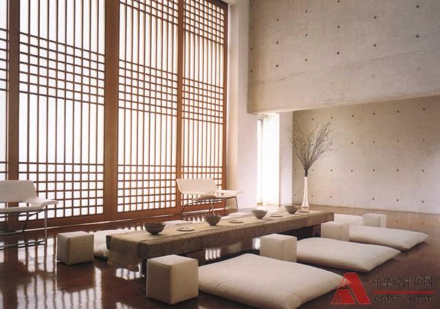 日式风格装修效果图欣赏